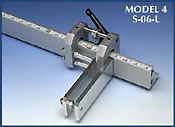 Universal model for gang straight or miter cuts